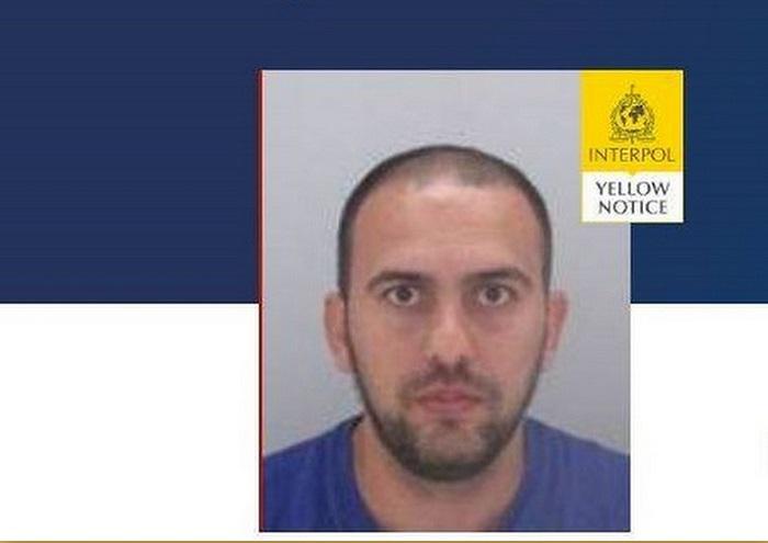 Интерпол издирва 28-годишен мъж от Добрич