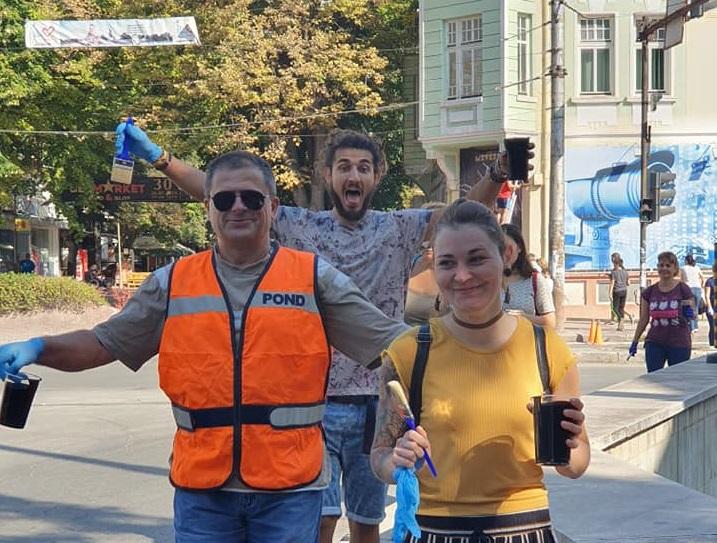 """2 542 доброволци от област Добрич са участвали в кампанията """"Да изчистим България заедно"""""""