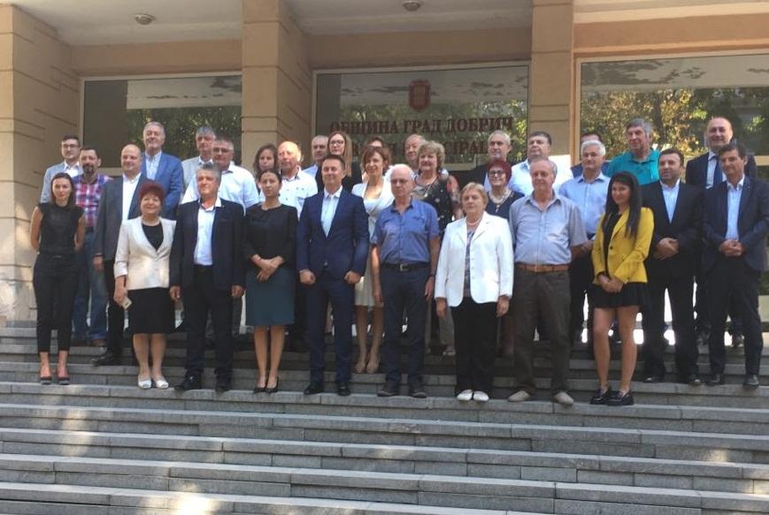 Общинският съвет на Добрич завърши мандата със снимка за спомен