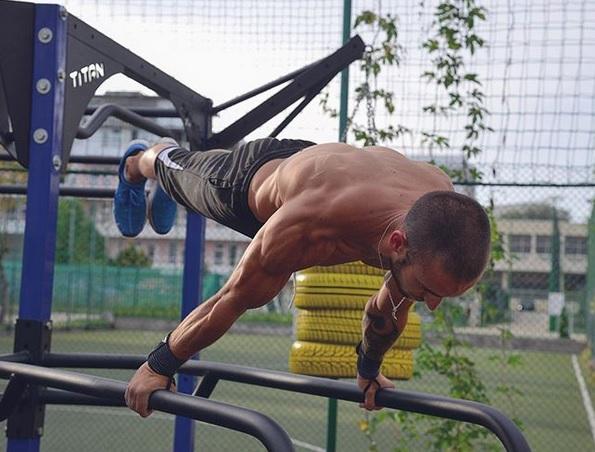 За решителен турнир по уличен фитнес излиза Димитър Цонков в столицата