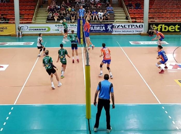 "Волейболният клуб ""Добруджа – 07"" ще направи открита тренировка в Деня на независимостта"
