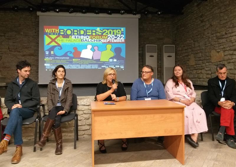 """""""Двореца"""" в Балчик е домакин на десетото юбилейно издание на Международния арт форум """"Без граници"""""""
