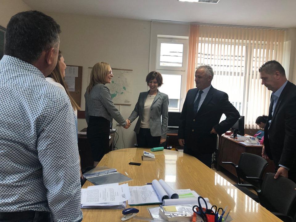 ГЕРБ регистрира листата си с кандидати за общински съветници в ОИК – Добрич