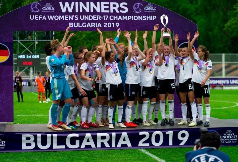 В Германия оцениха подобаващо домакинството на КК Албена в турнира по футбол на УЕФА за девойки