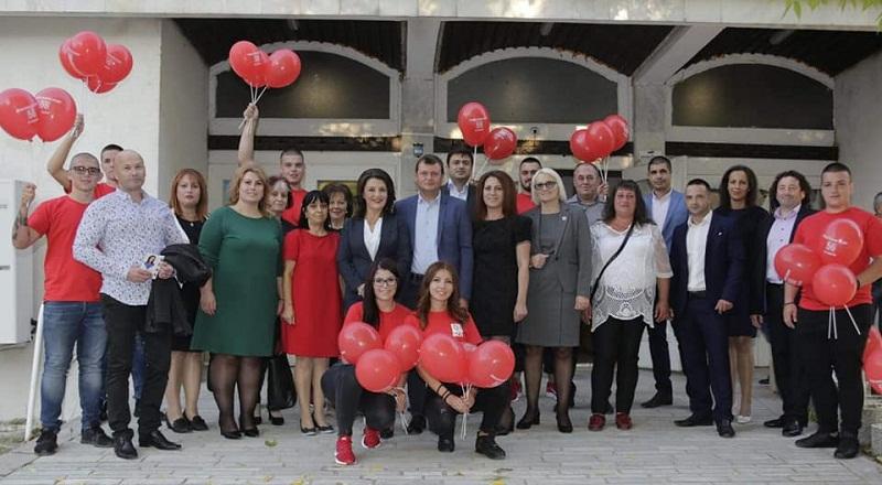 """Коалиция """"БСП за България"""" официално откри предизборната си кампания в Каварна"""