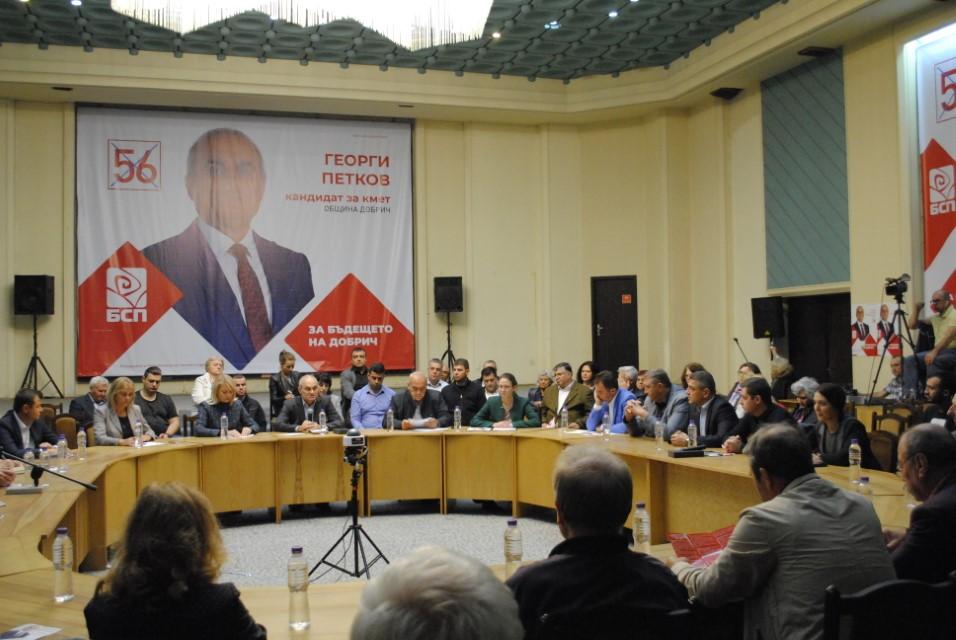 Костадин Паскалев към Георги Петков: Подкрепям тезата Ви, Общината да влезе в правата си във ВиК