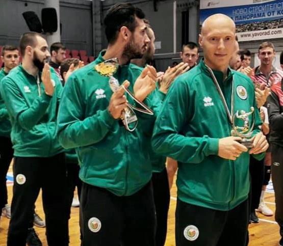 Втори в Черноморските игри се наредиха волейболистите