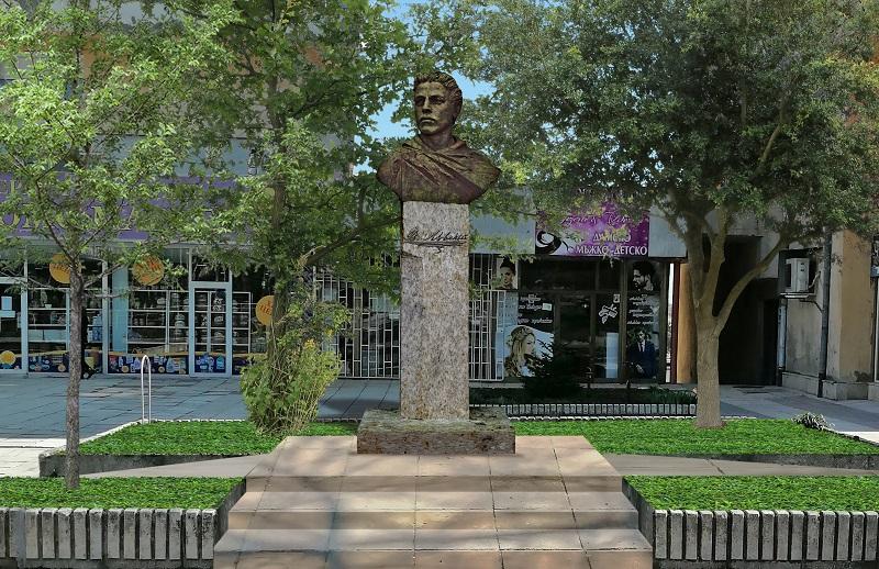 Изготвена е визуализация на паметника на Васил Левски в Тервел