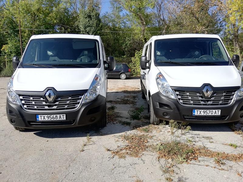 Домашният социален патронаж в Добрич с два нови микробуса