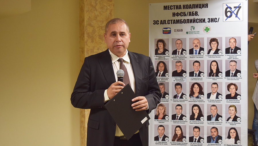 Йордан Апостолов: Транспортната схема на Добрич е пример за хаос и липса на ангажирана по проблема местна власт от години