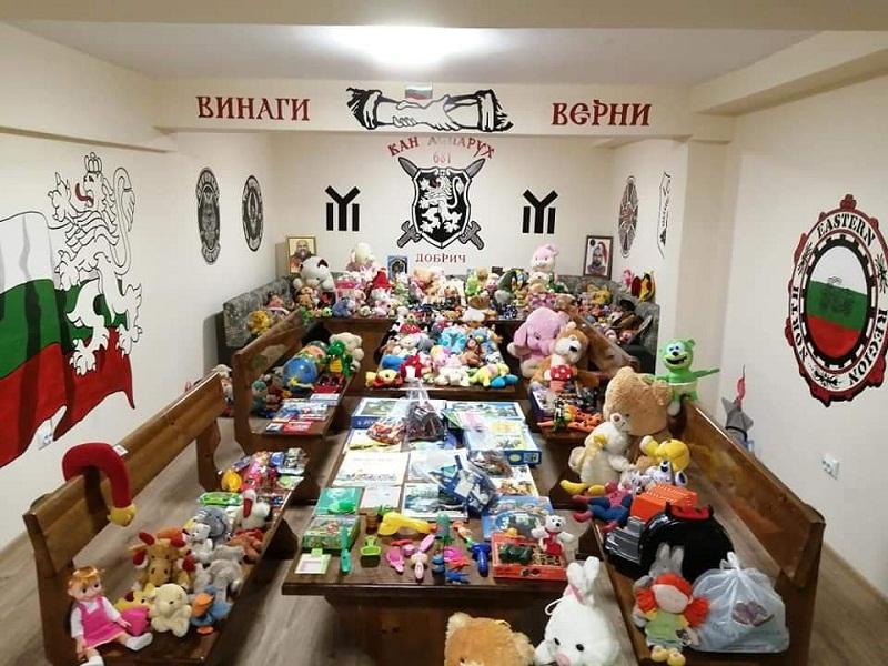 Стотици играчки ще подарят рокери от Добрич на децата в неравностойно положение