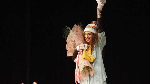 """Лана Анцаридзе получава приза """"Млад творец"""" в Годишните награди за култура и наука """"Добрич"""""""