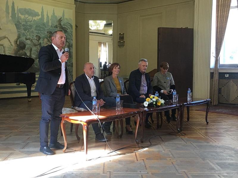 ИЗБОРИ 2019: Въпроси на местно и национално ниво бяха обсъдени днес с вицепремиера Томислав Дончев в Добрич