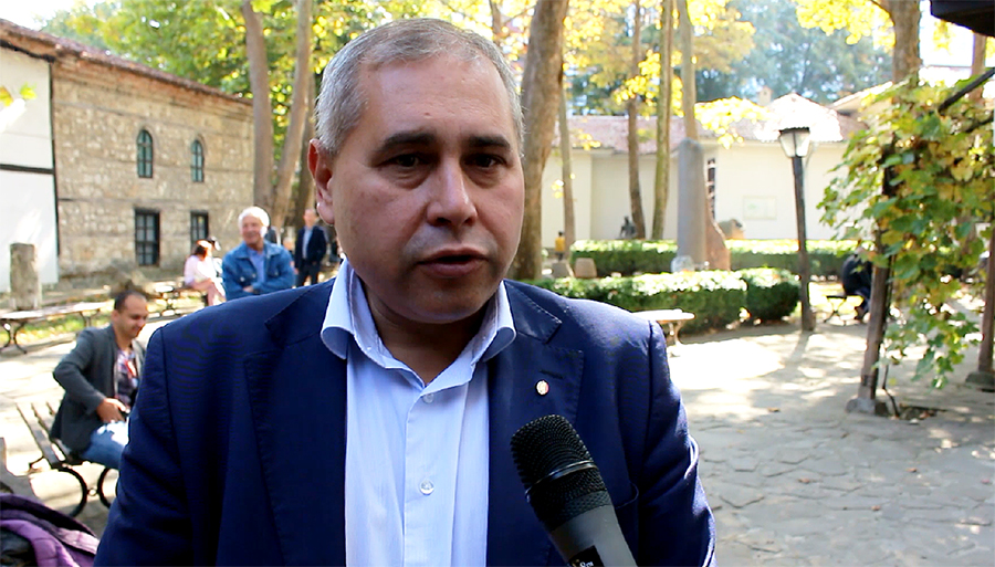 МЕСТНИ ИЗБОРИ 2019: Йордан Апостолов: Искам да управлявам Добрич така, че след около 1400 дни да мога да кажа какво съм свършил във всеки един