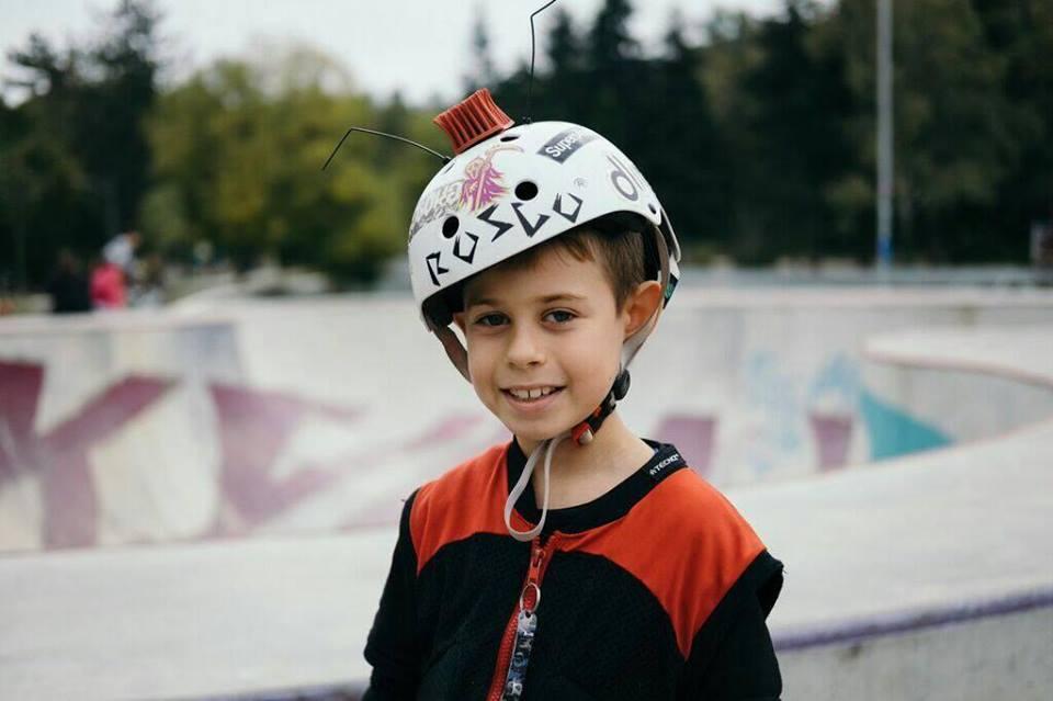 10-годишен скейтър от Добрич - бъдещият Тони Хоук
