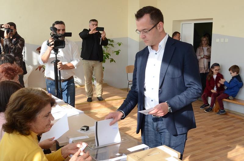 Йордан Йорданов: Гласувах Добрич да продължи положителната промяна