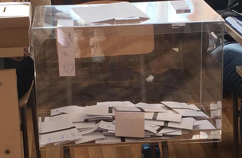 Избирателната активност в област Добрич към 17.30 часа е 38,15%