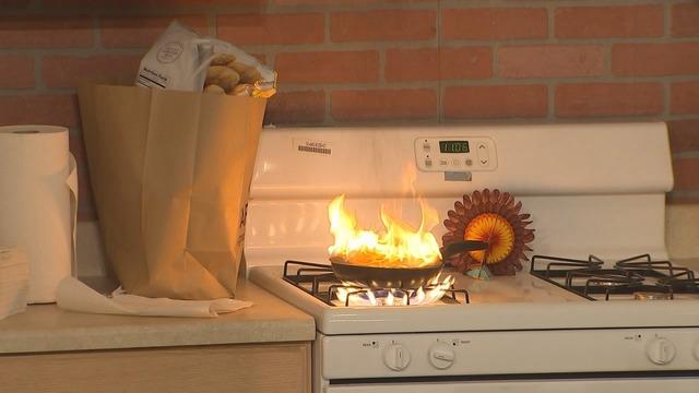 Забравено на печката ядене предизвика пожар в апартамент в Добрич