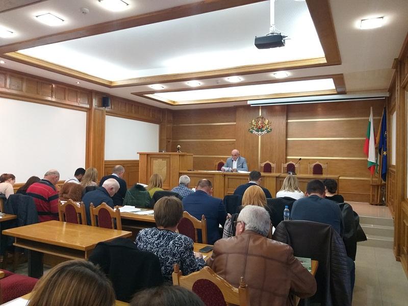 Определиха постоянните комисии на Общинския съвет в Община Добричка