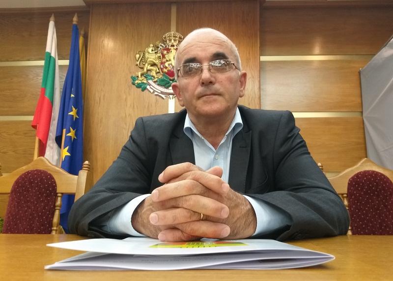 Дико Иванов ще представлява ОбС - Добричка в Областния съвет за развитие на област Добрич