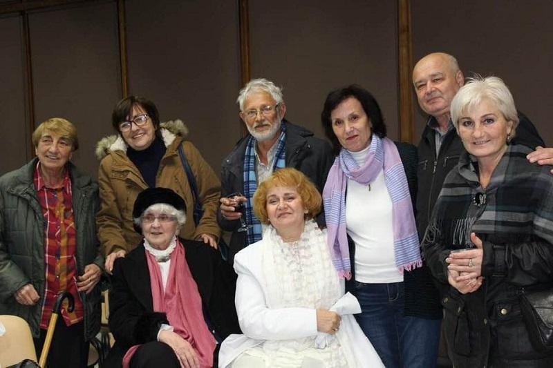 Сдружението на писателите в Добрич отбеляза 40 години със спомени за литературния живот в града и програма на талантливи ученици