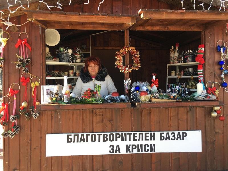 С благотворителен базар събират средства за момиче от Добрич с рядко генетично заболяване