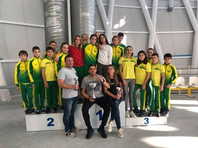 """СКПС """"Добруджа"""" е национален шампион на Държавно лично отборно първенство за деца"""