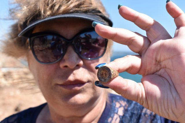 Уникалният златен пръстен, открит при разкопките на нос Калиакра, е изложен в НИМ