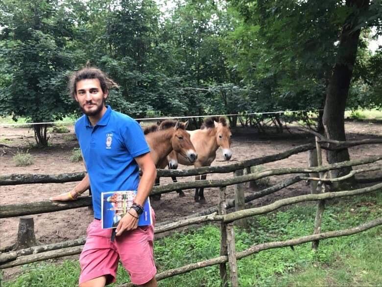 В добричкия зоопарк ще развъждат европейски бизони