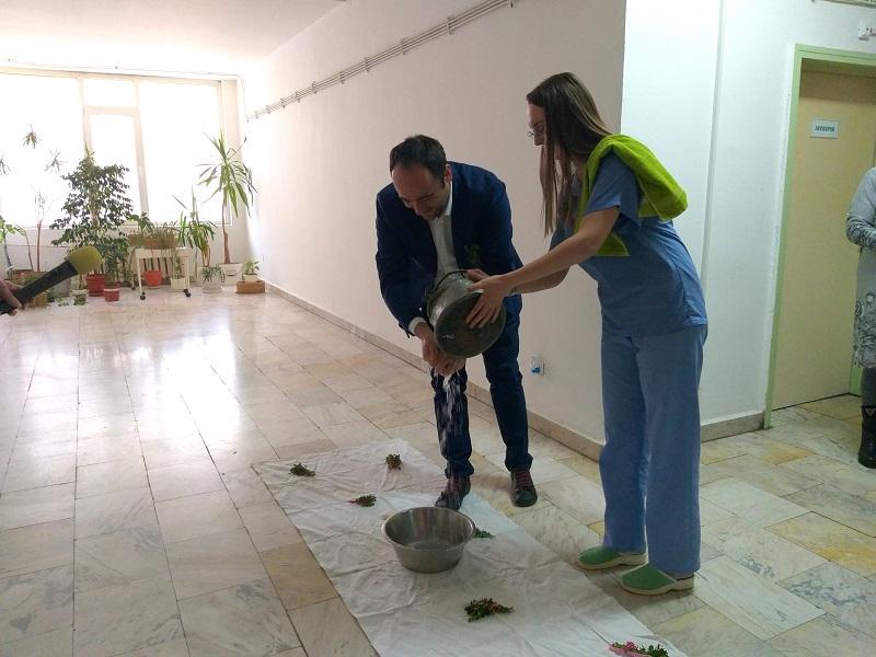 В МБАЛ - Добрич отбелязаха Деня на родилната помощ