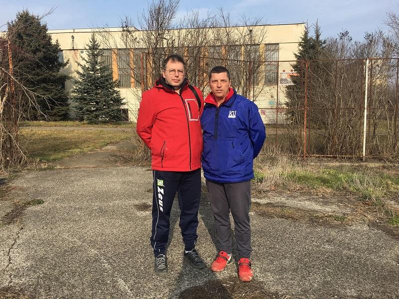 Започва изграждането на новия тенис комплекс в Добрич