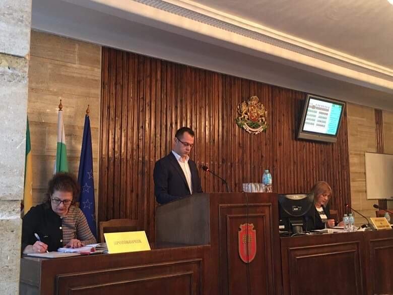 Местният парламент прие капиталовата програма на община Добрич