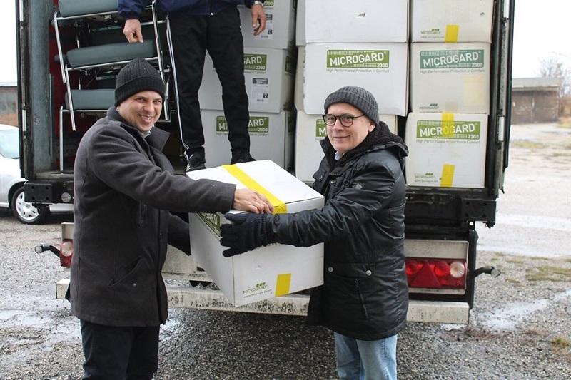 Болницата в Каварна получи мащабно дарение от Швейцария