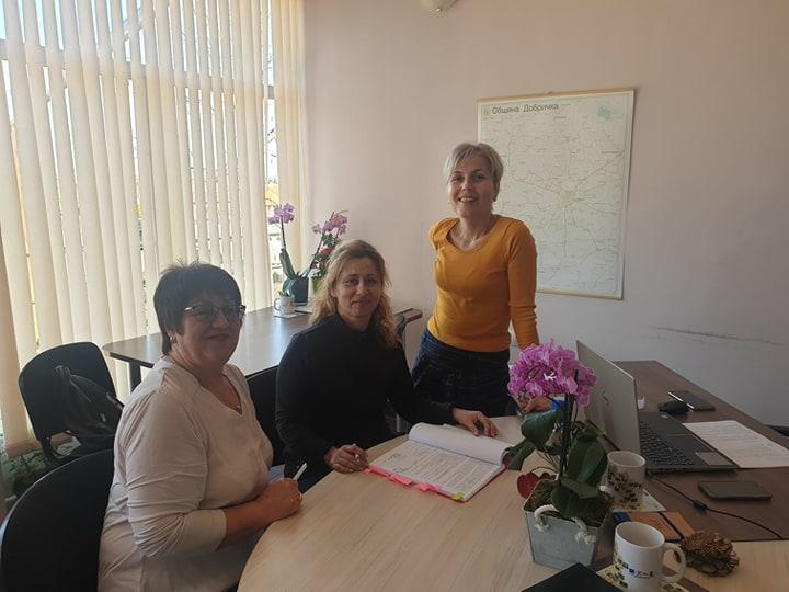 МИГ - Добричка подписа административен договор за безвъзмездна финансова помощ