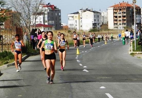 Алтен Атанасова спечели с лекота турнир по спортно ходене