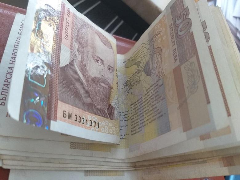 Издирват собственика на изгубени пари в Добрич