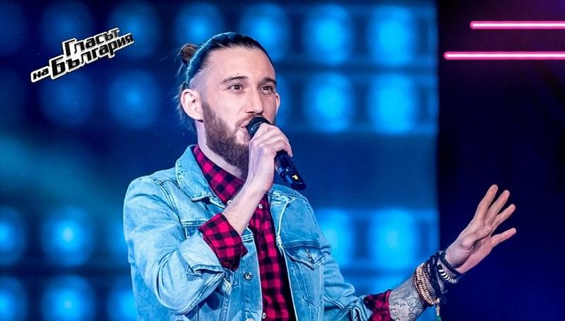 """Иван Лазаров: Записах се в """"Гласът на България"""", за да покажа, че у нас продължава да се пише стойностна българска музика"""