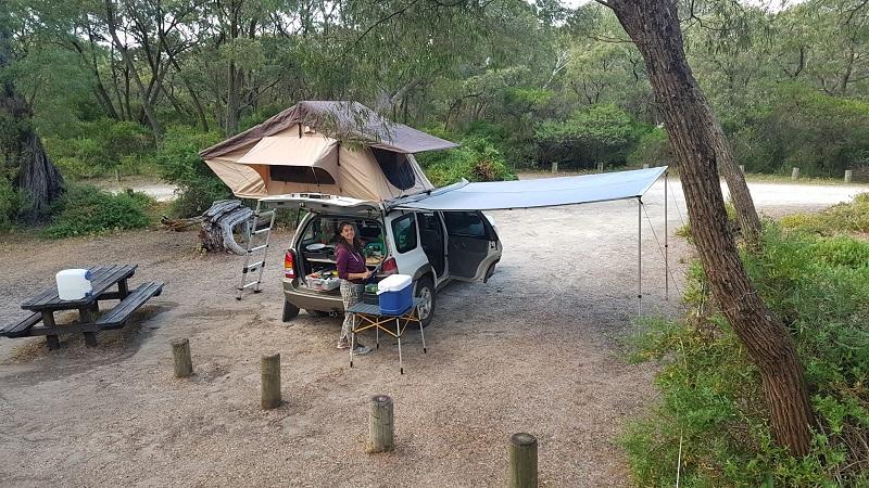 Приключенци по душа: Добричлийка и съпругът й живяха три месеца на палатка по време на околосветско пътуване