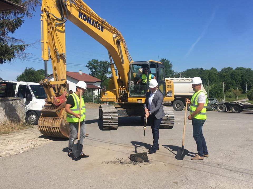 """След повече от 25 години очакване започва първият етап от изграждането на битова канализация в кв. """"Рилци"""""""