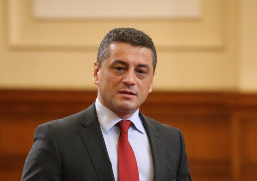 Красимир Янков: Исканият от Нинова народен вот на недоверие към властта още не е обсъждан от партията