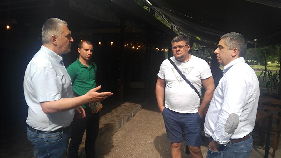 Пенчо Керванов: Ще направя всичко възможно да решим възникналите инфраструктурни проблеми в най-кратък срок