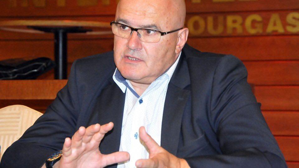 Димитър Стоянов: Моят избор за председател на БСП е Красимир Янков