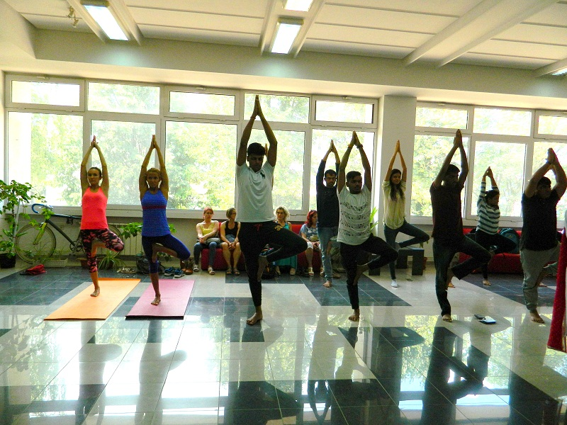 Днес е Международният ден на йогата