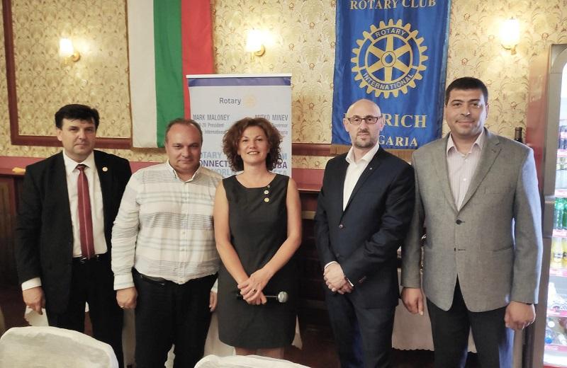 ВИДЕО: Какви са предстоящите проекти на Ротари клуб - Добрич