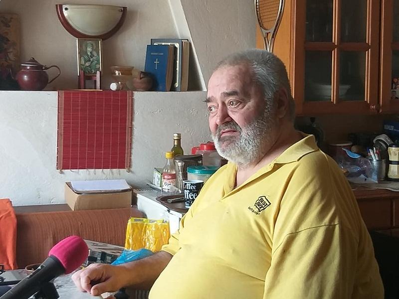 Готвач от Добрич се нуждае от помощ, за да се върне към нормалния си ритъм на живот