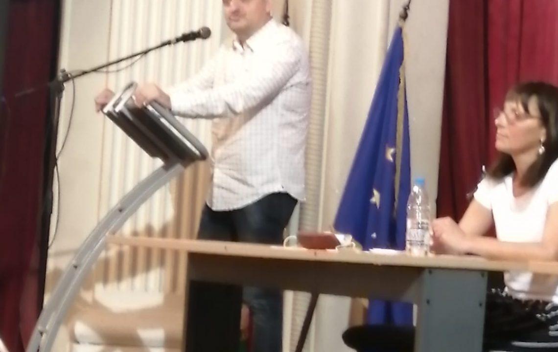 Кирил Добрев в Ловеч: Борисов си отива, а БСП трябва да покаже алтернативата