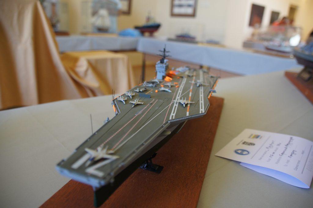 Kаварна отново посреща Държавното първенство за настолни корабни модели