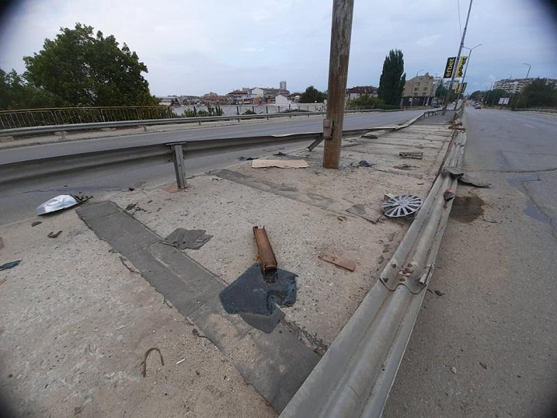 Двама са загинали и един е пострадал при катастрофа снощи в Добрич