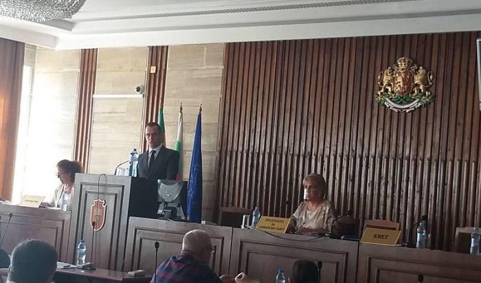 ОбС – Добрич упълномощи Йордан Йорданов да представлява общината в извънредно заседание на Общото събрание на Асоциацията по ВиК