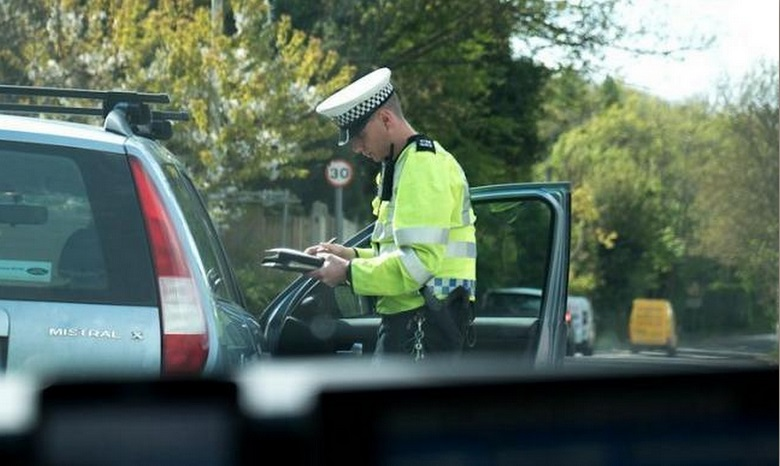 Заловиха 70-годишен шофьор с близо два промила алкохол